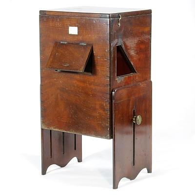 银版显影盒 Daguerreotype Developing Box