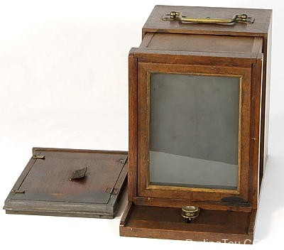 银版相机 Daguerreotype Camera