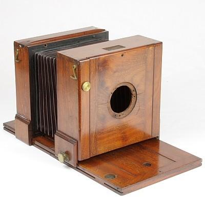 Bellows Wet-plate Camera 波纹管湿板相机