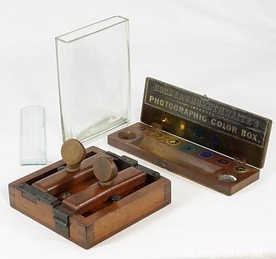 Photographic Color Box 摄影彩盒