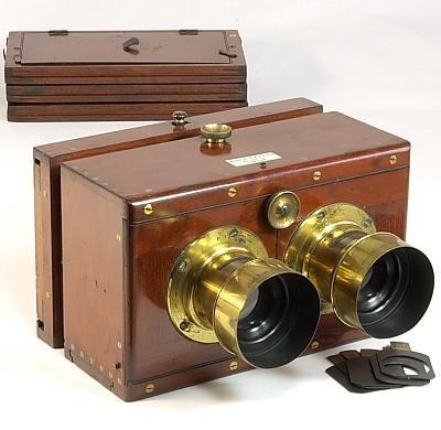Sliding Box Stereo Camera 滑盒立体相机