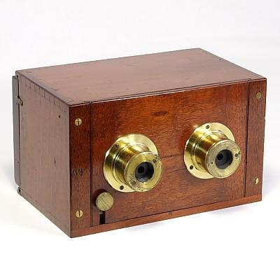 Stereo Box Camera 立体盒式照相机