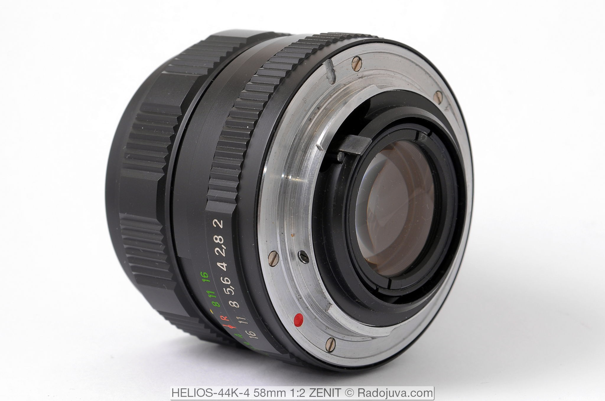 苏联镜头:HELIOS-44K-4 58mm 1:2 KMZ, 6 片光圈版, Pentax K机身样片