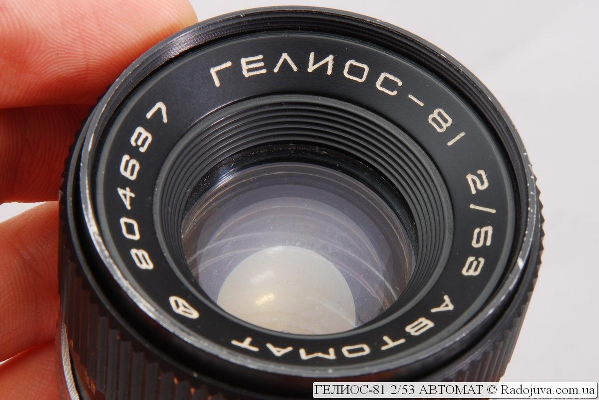 苏联镜头:HELIOS-81 2/53 AUTOMATIC资料及样片