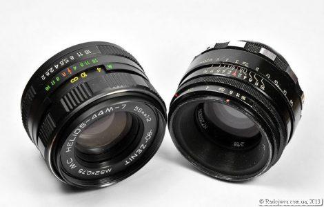 苏联镜头:MC Helios-44M-7 58mm 1: 2镜头资料及样片 'Jupiter', Valdai, 6 片光圈版