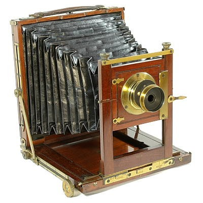 Holmes Single Lens Stereo 福尔摩斯单镜头立体相机