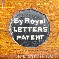 Royal Letters Patent 皇家字母专利相机
