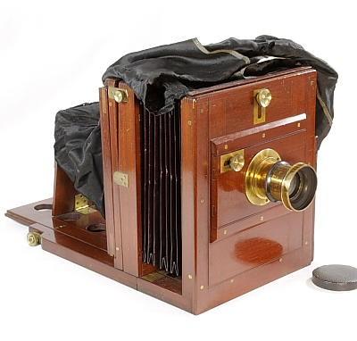 Stanley Tailboard Camera 斯坦利尾板相机