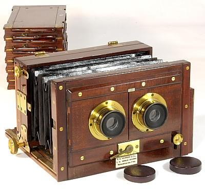 Stereoscopic Camera 立体相机