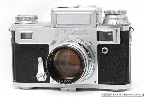 苏联镜头:JUPITER-3 1,5 / 50 镜头资料及样片  Contax-Kiev RF 卡口