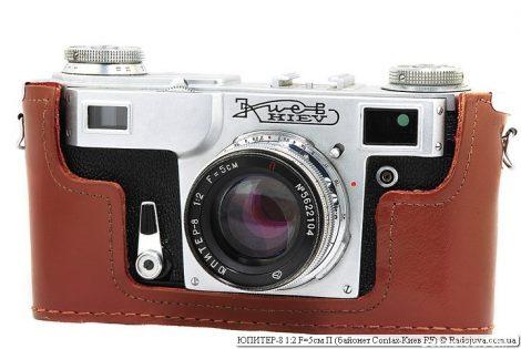 苏联镜头:JUPITER-8 1: 2 F = 5cm P 版本 Contax-Kiev RF卡口镜头资料及样片