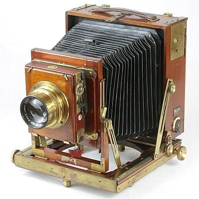 Focal Plane Imperial 焦平面相机
